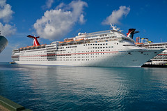 Carnival Ecstasy and Carnival Fascination