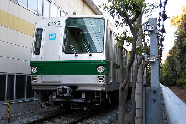 東京メトロ千代田線 6000系 6123F