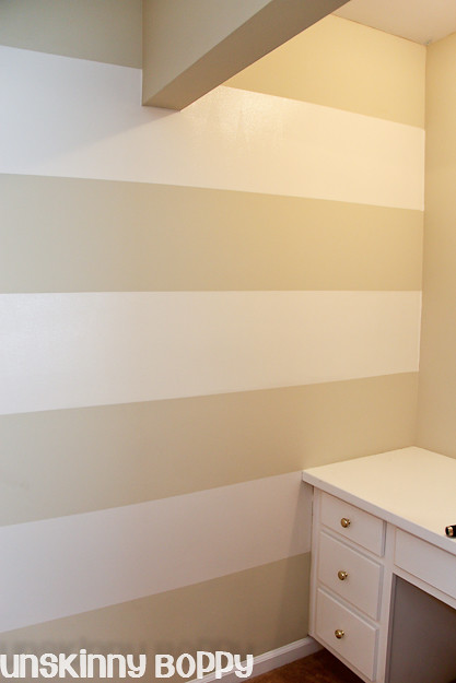 Time Saving Tips for Painting Wall Stripes: A Step-by-Step Tutorial!