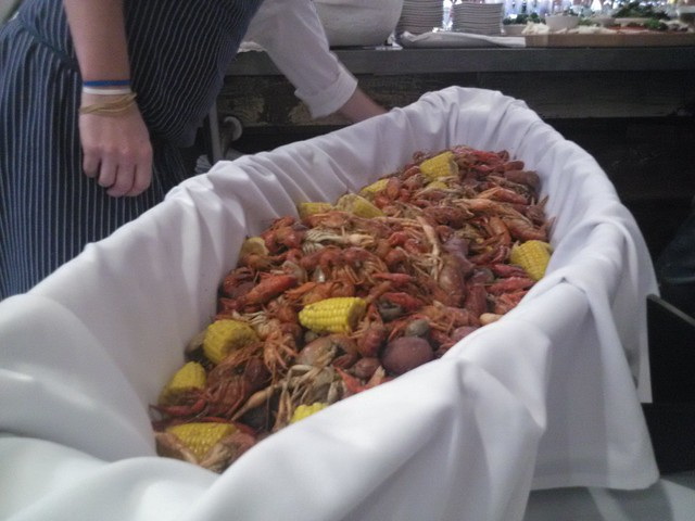 Crawfish Boil!