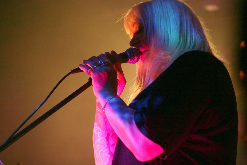 Genesis P-Orridge with Thee Majesty