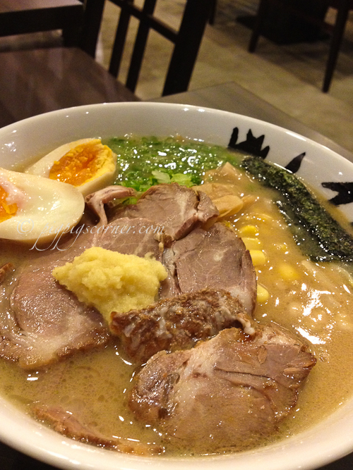 Ramen Champion Singapore gantetsu 1