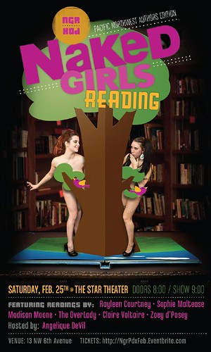 naked girls reading portland