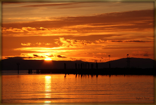 california sunset sky usa sunlight reflection water beautiful clouds canon landscape photography golden bay pier photo photographer unitedstates image jetty picture surface photograph vallejo yello mareisland sanpablobay 60d mareislandstrait canoneos60d magicalskies