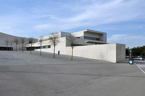 Llobregat, Poliesportivo Cornellà. Álvaro Siza