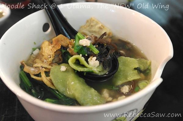 Noodle Shack, 1 Utama-008