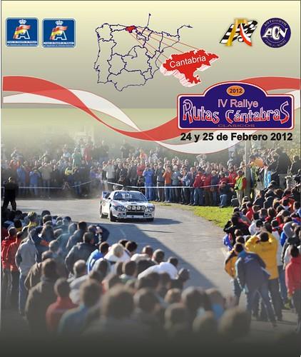 IV Rallye Clásico Rutas Cántabras 2012