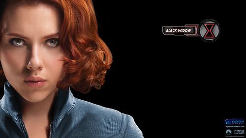 Black Widow (Natasha Romanof)