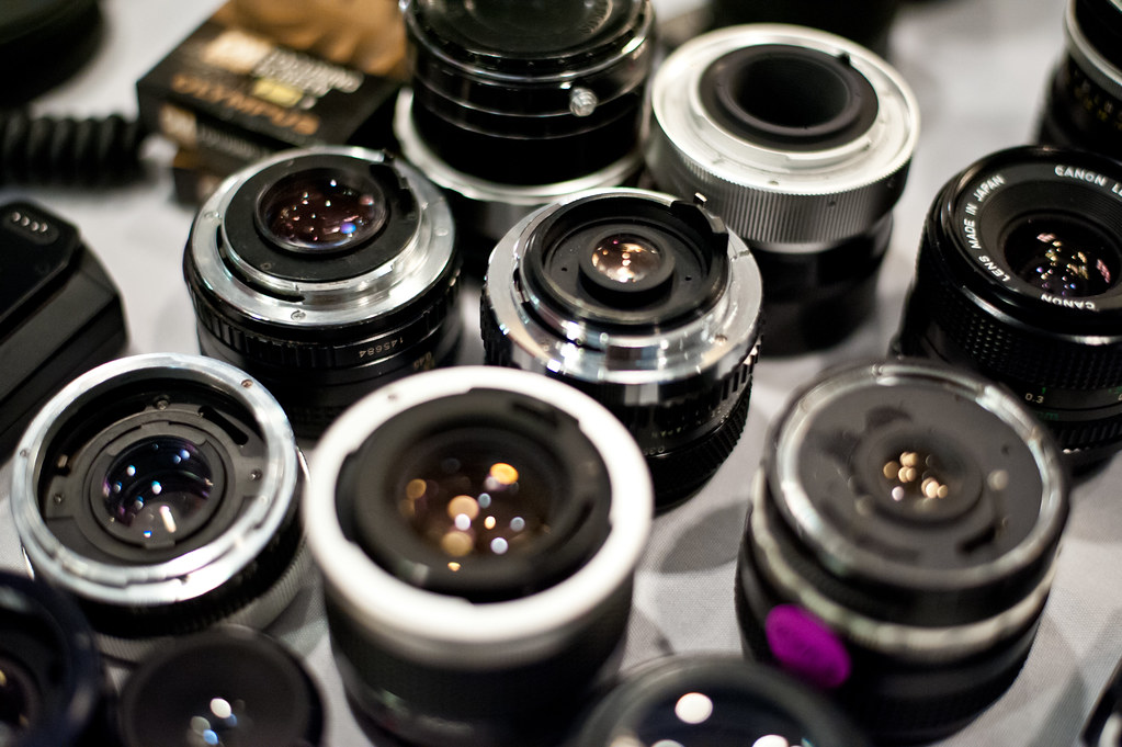Camera Lenses: Zoom or Fixed Focal Length