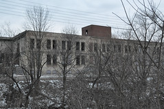 Massey-Harris Complex (1) - Brantford
