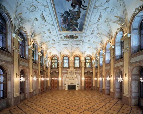 Wallenstein Palace, Prague CZECH REPUBLIC