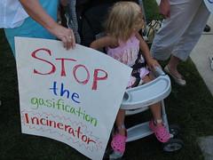 Stop incinerators