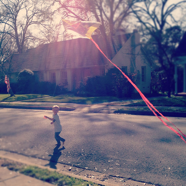 instagram kite flying