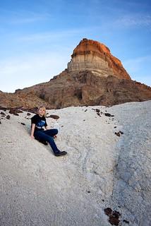 Volcanic Ash in Big Bend