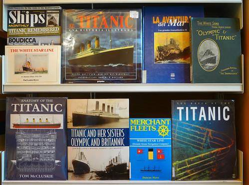 RMS Titanic 100 years