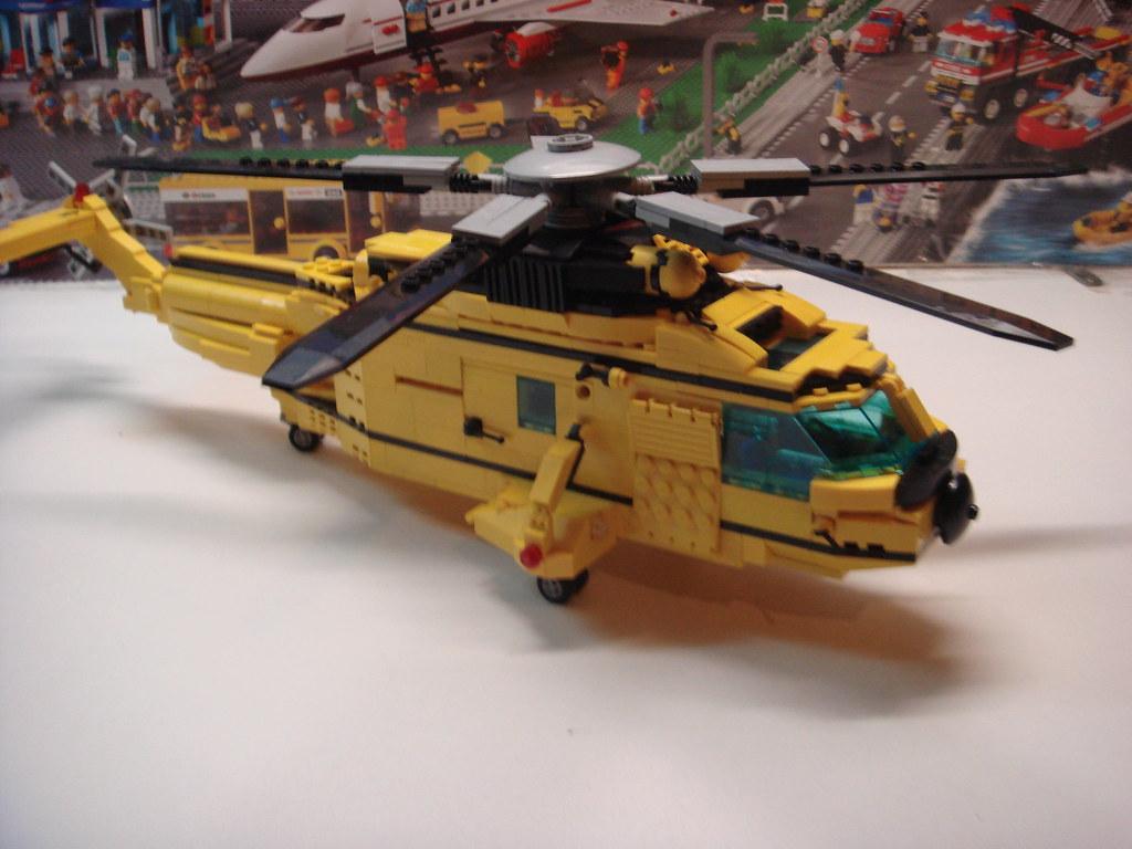 Lego Αεροπλάνα και Ελικόπτερα - Σελίδα 2 6943516583_9a403d0edf_b