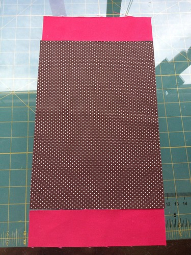 Snap Pouch Tutorial Lining Layout