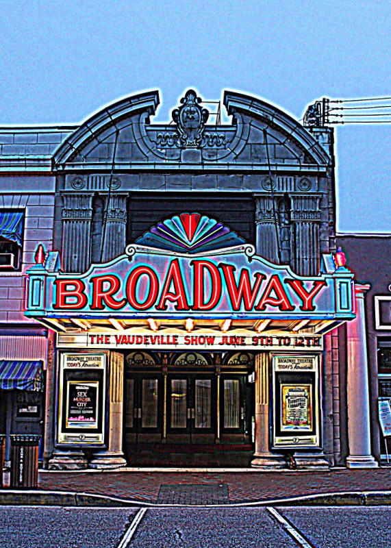 Broadway Theatre in Pitman NJ