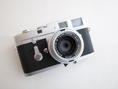 Leica M2 w/ 35mm Summicron