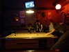 billiardkiss by Les Izmore