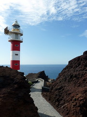 Tenerife - Punta Teno's Lighthouse