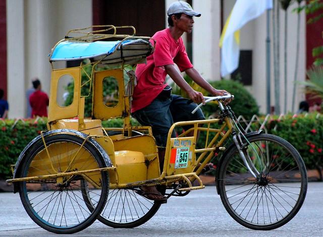 San Carlos (Negros Occide Philippines  city pictures gallery : Philippines Negros Occidental Pedi Cab San Carlos City | Flickr ...