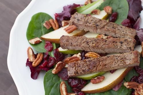 Beef Tenderloin Salad 001