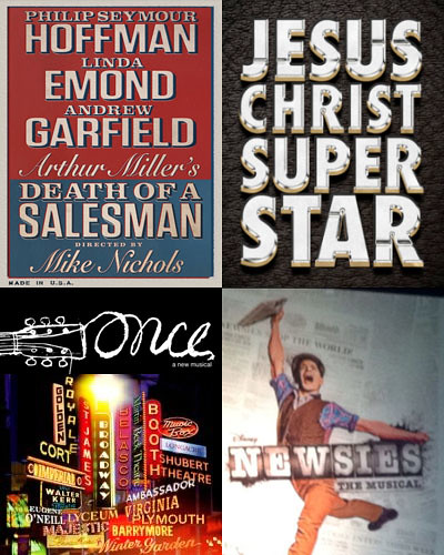 March Broadway openings