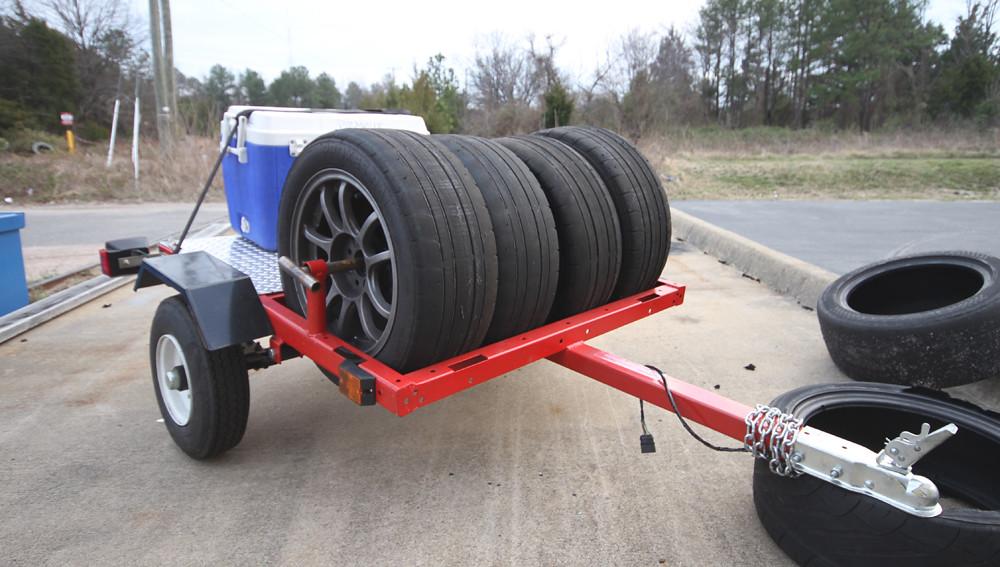 Tire Trailer - HF trailer Ideas - MX-5 Miata Forum