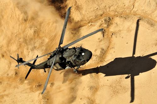 無料写真素材, 戦争, 軍用機, ヘリコプター, UH ブラックホーク, アメリカ軍