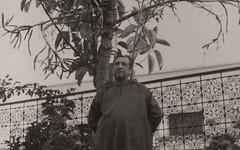 في منزله في الهرهورة - المغرب