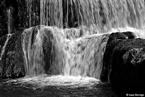 arizona blackandwhite water waterfall falls stream creek unitedstates america waterfalls