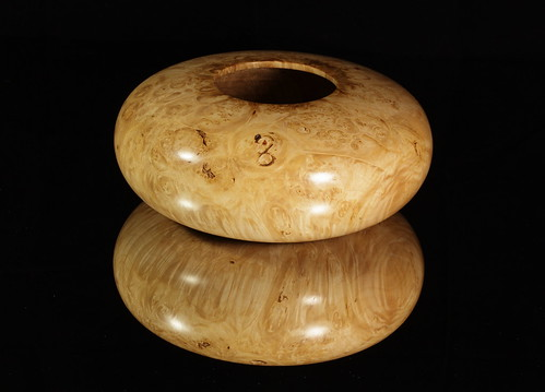 Big Leaf Western Maple Bowl