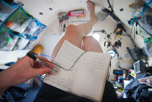 ocean rowing journal