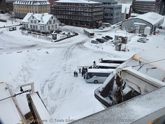 Tromsø from Boudicca