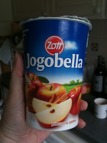 Jogobella yoghurt