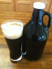 Firestone Wookey Jack Black Rye IPA. by BeerHyped.com