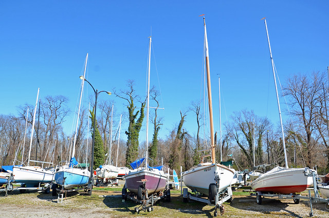 washington sailing marina