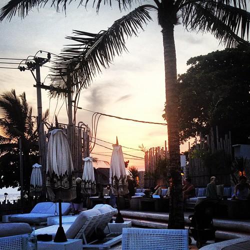Sunset @ cocoon