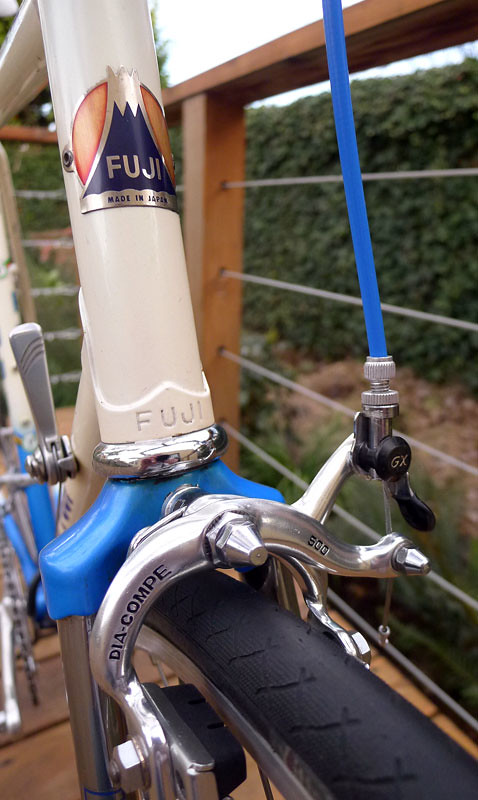 1986 Club Fuji The Simplicity Of Vintage Cycles