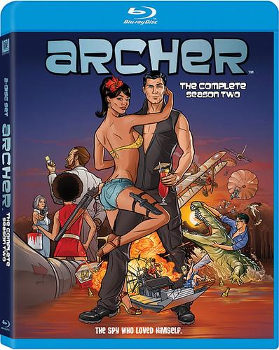 Archer Blu-ray