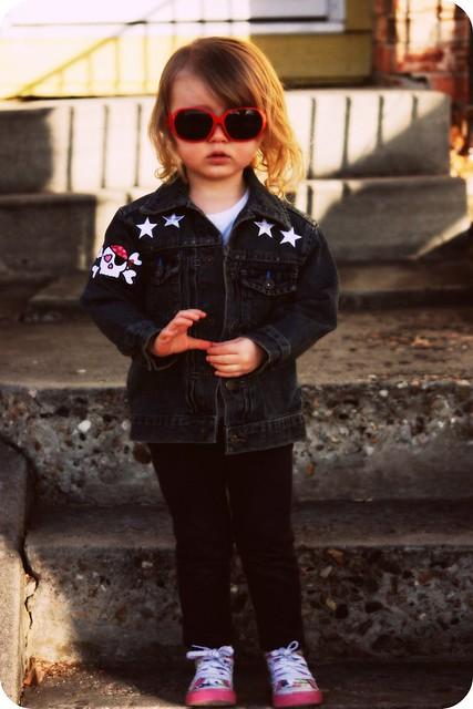 Cool girl 2