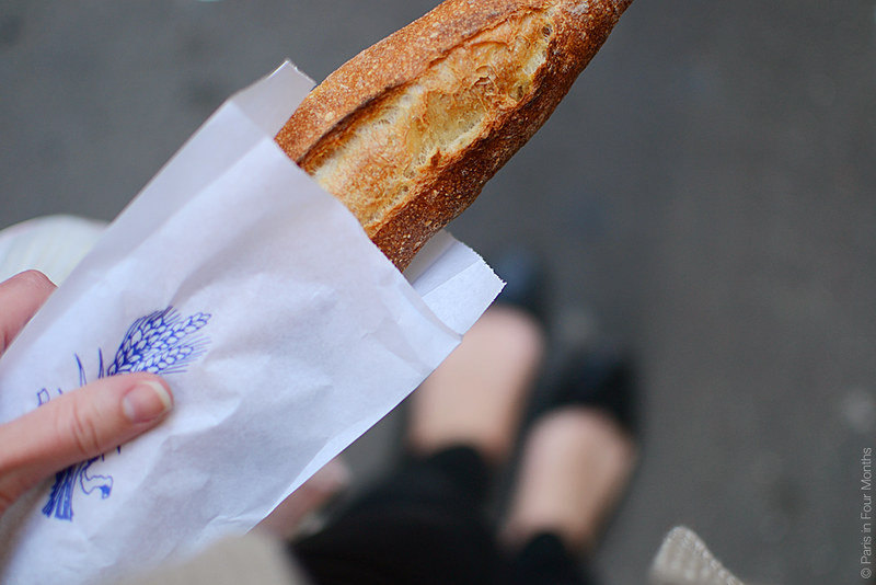 Baguette by Carin Olsson (Paris in Four Months)