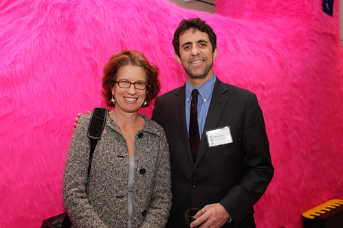 Leslie Koch and David Kaplan