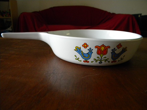 Corning Ware Country Festival Menuette Pan