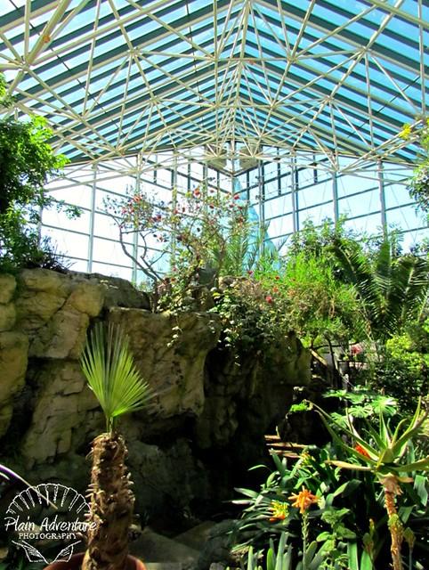 Rio Grande Botanical Garden Albuquerque