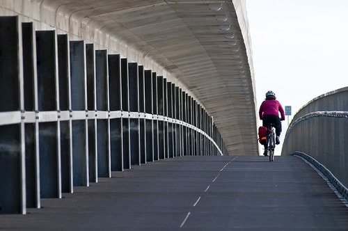 Cyclist  by petetaylor