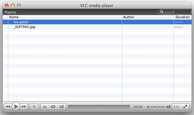 Customizing VLC for Mac, 1st update – Felix Paul Kühne