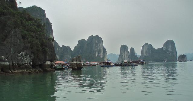 Ha Long Bay, Vietnam, Feb 2012