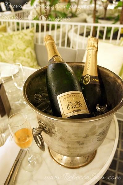 Duval-Leroy champagne, Bistro 42 Bangsar-003